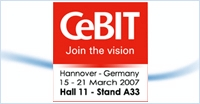 Carcomm CeBIT 2007